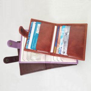 Экранизированный картхолдер на 8 банковских карт
