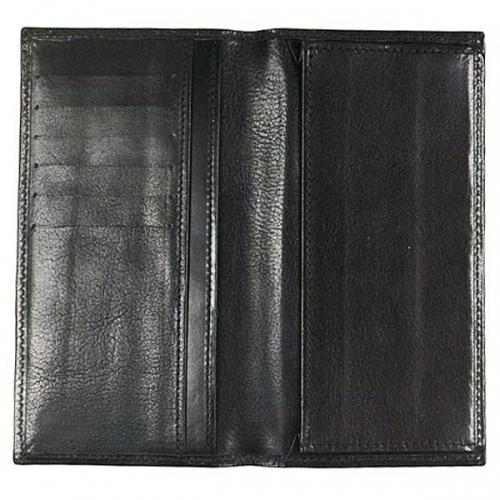 Кожаный бумажник мужской