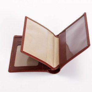 Экранирующий чехол для паспорта и водительских документов