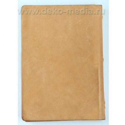 Ежедневник с обложкой из дерева