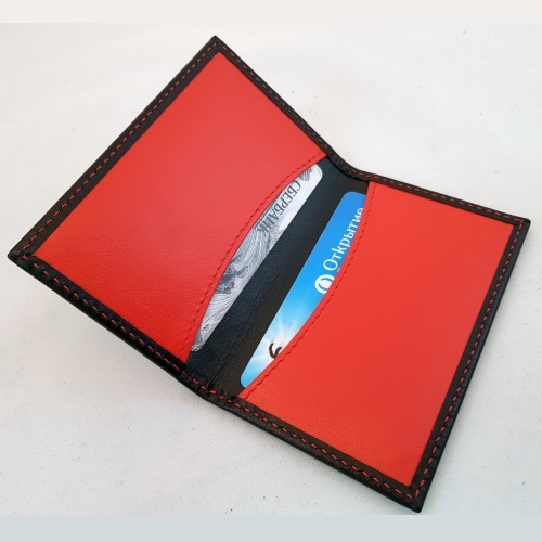 Экранирующий кошелек с RFID и NFC чипамиRFID
