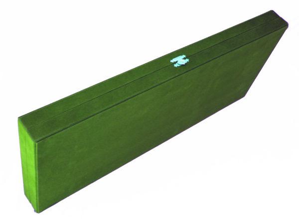 Зелёнвя шкатулка