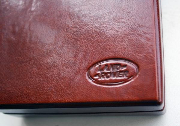 Подарочная шкатулка для авто-брелков Лжнд Ровера