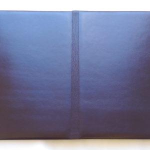 кожаная папка